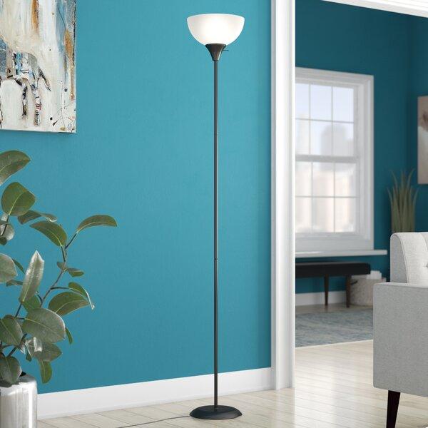 Carlson 69 Torchiere Floor Lamp by Zipcode Design