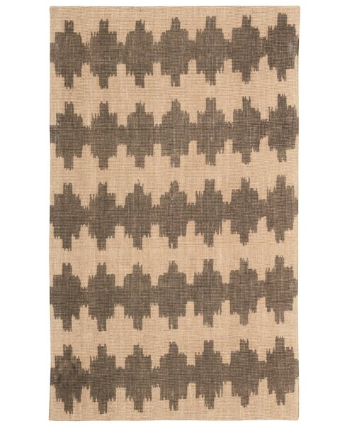 Color Motion Brushworks Brown/Gray Area Rug by Waverly