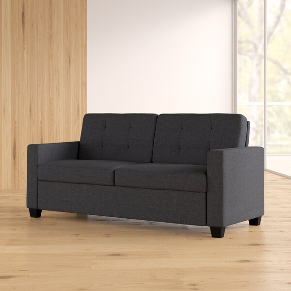 Jovita Sofa Bed Square Arms by Zipcode Design Zipcode Design