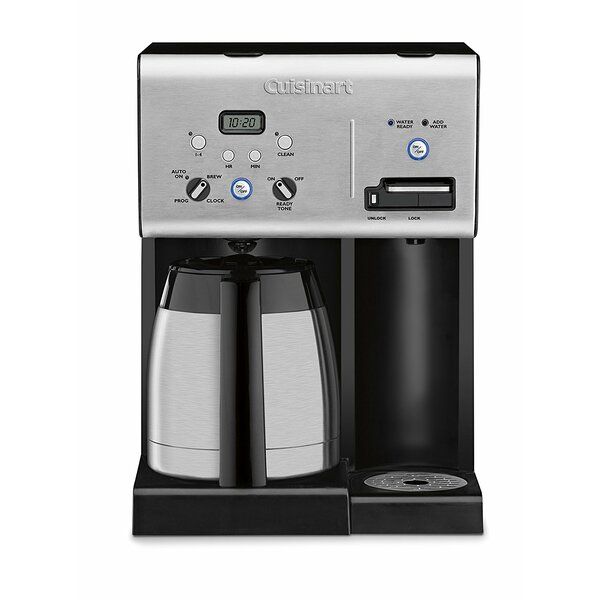 10-Cup Programmable Coffee Maker by Cuisinart