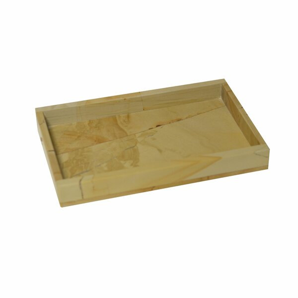 Maffei Bathroom Accessory Tray by Bloomsbury Market