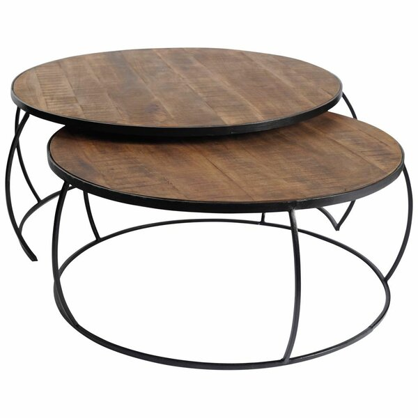 Delisio Frame 2 Nesting Tables By Foundry Select