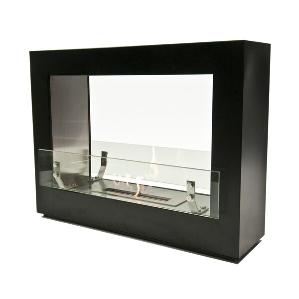 Straughter Bio-Ethanol Fireplace By Symple Stuff