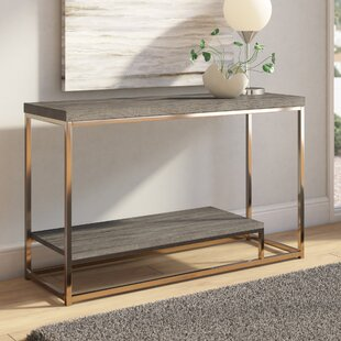 Best Reviews Philippos Console Table By Mercury Row
