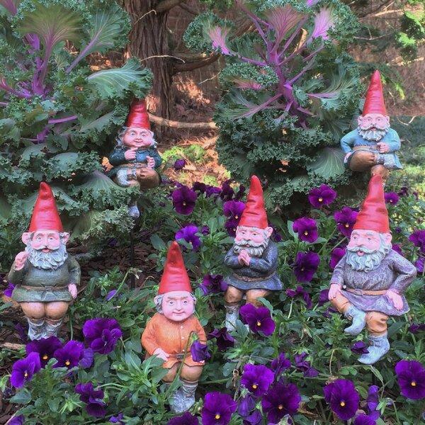 Grullon Assortment 6 Piece Garden Stake Set by August Grove