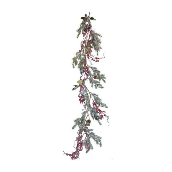 Snow Pine and Berry Garland by Fantastic Craft