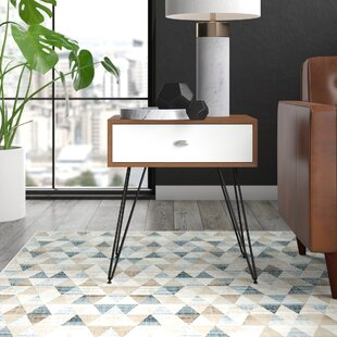 Stender End Table with Storage
