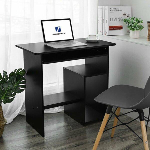 Eustice Computer Desk by Rebrilliant