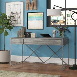 Reviews Somona Writing Desk ByTrent Austin Design
