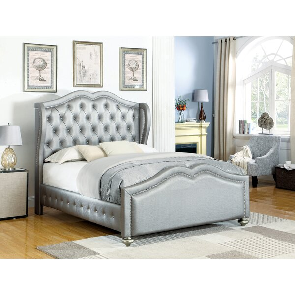 Kulikowski Upholstered Standard Bed by House of Hampton