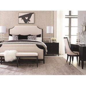 Find The Best Upholstered Fabric Bedroom Sets | Wayfair