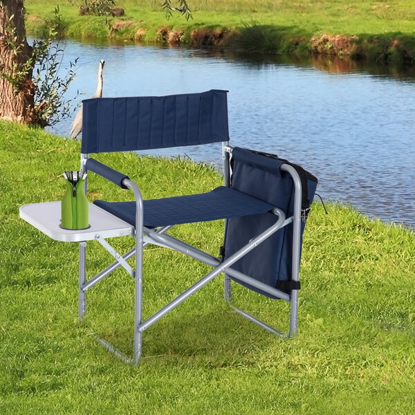Seymour Director Folding Camping Chair by Freeport
