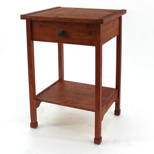 Scheid End Table by Millwood Pines