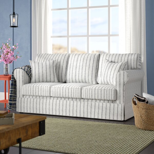 Eulah Brunswick Sofa Bed by August Grove