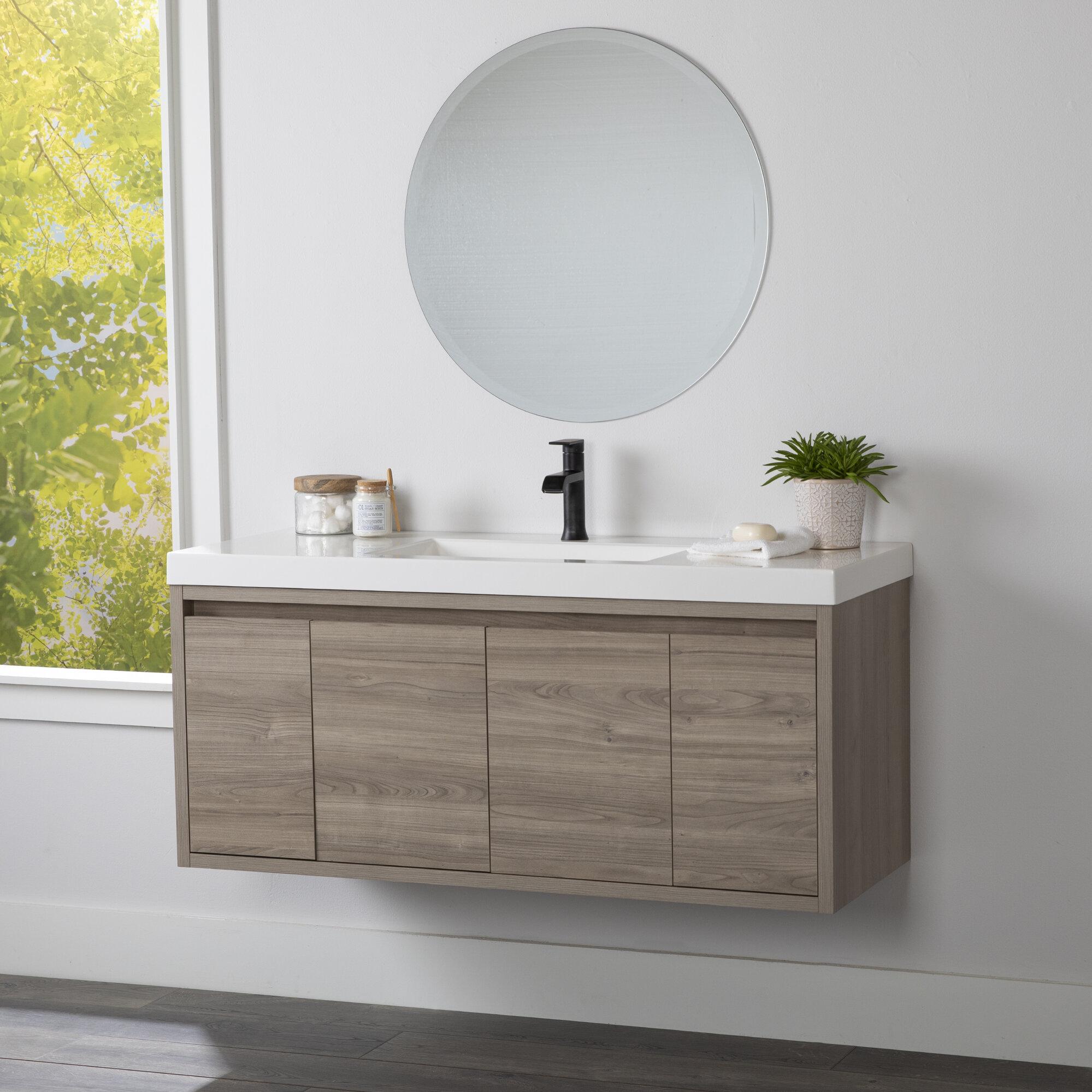 48 Inch Wood Bathroom Vanities You Ll Love In 2021 Wayfair