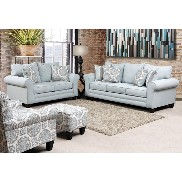Driggers Configurable Living Room Set by Red Barrel Studio