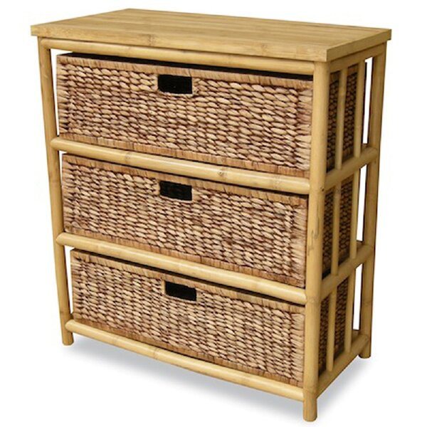 Larock 3 Drawer Accent Chest