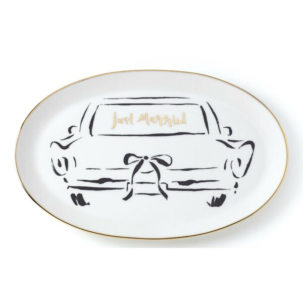 Kate Spade New York Bridal Party Oblong Dish by kate spade new york