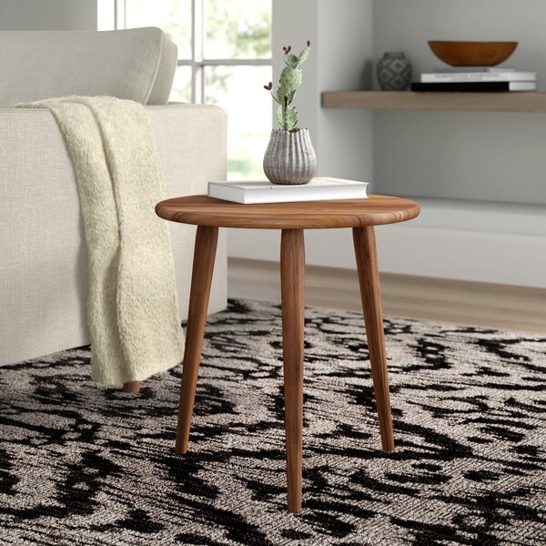 Allegro End Table By Mistana
