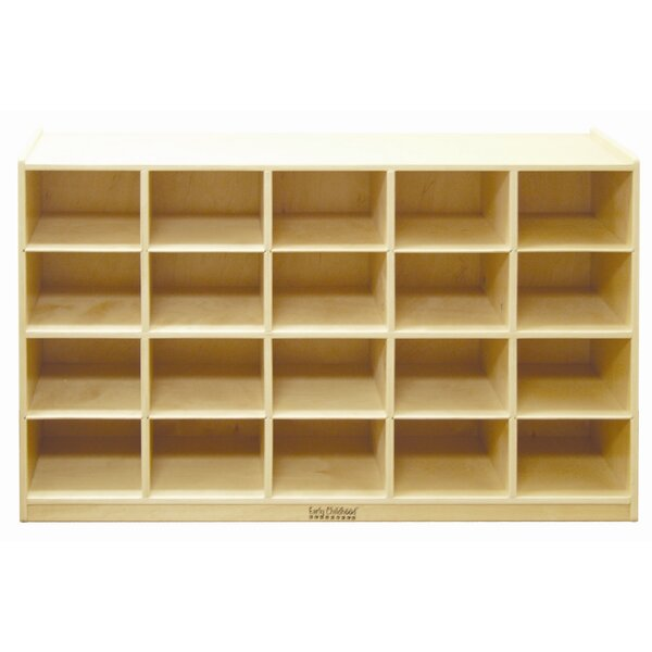 Cabinet 20 Compartment Cubby by ECR4kids
