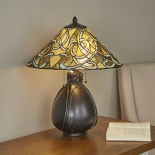 Savings Dissay 19.5 Table Lamp By August Grove