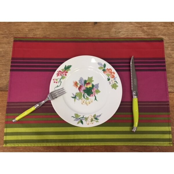 Larrau  Placemat (Set of 6) by La Maisonnette