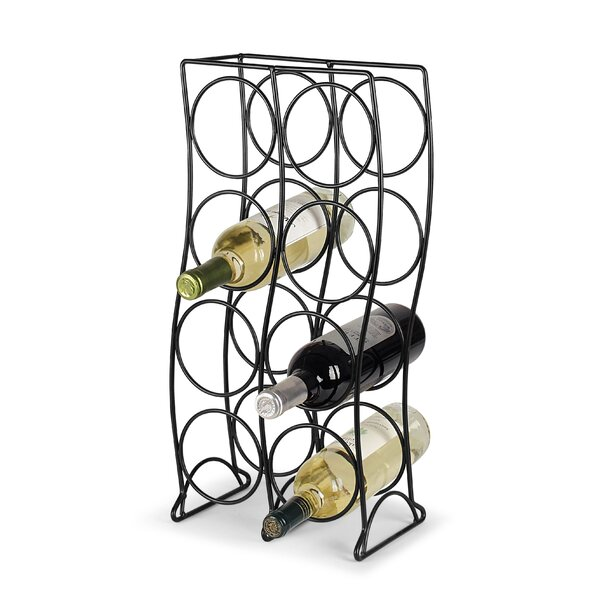 Curve 8 Bottle Tabletop Wine Bottle Rack by Spectrum Diversified Spectrum Diversified