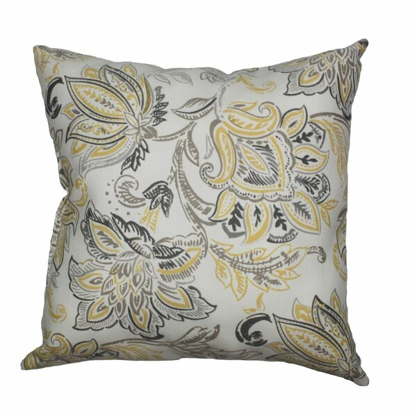 Tyndale Throw Pillow by Swan Fabrics