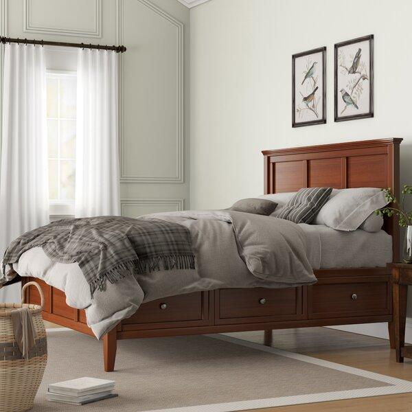 Calila Platform Bed by Birch Lane™ Heritage