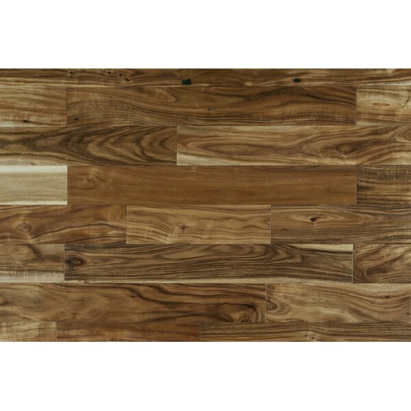 Sawicki 4-7/8 Engineered Acacia Hardwood Flooring in Natural by Bloomsbury Market