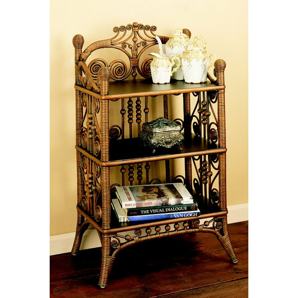 Standard Bookcase by Yesteryear Wicker