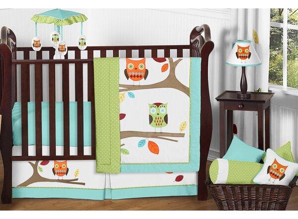 Hooty 11 Piece Crib Bedding Set by Sweet Jojo Designs