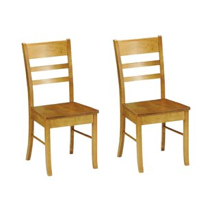Kingstown Solid Pine Dining Chair (Set Of 2)