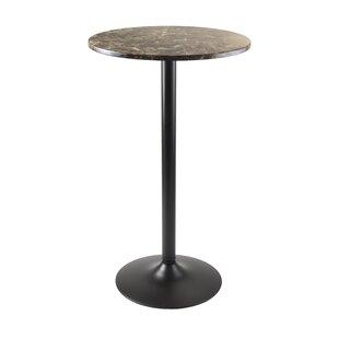 Look for Meisel Pub Table ByRed Barrel Studio
