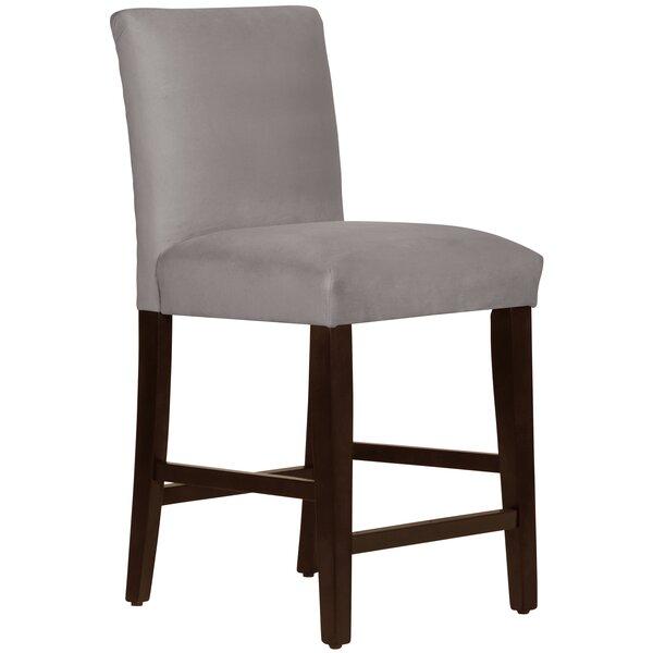 Connery 26 Bar Stool by Wayfair Custom Upholstery™