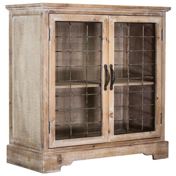 Shavon Standing Storage 2 Door Accent Cabinet by Gracie Oaks Gracie Oaks