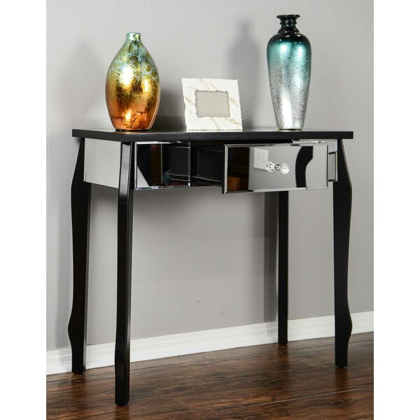 House Of Hampton Black Console Tables