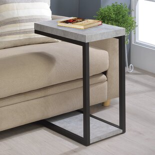 Canarsie End Table Wrought Studio