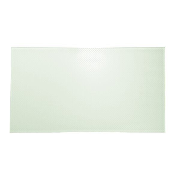 Particles Dotted Wall and Floor Tiles 12 x 24 in Pearl Mist White by Abolos