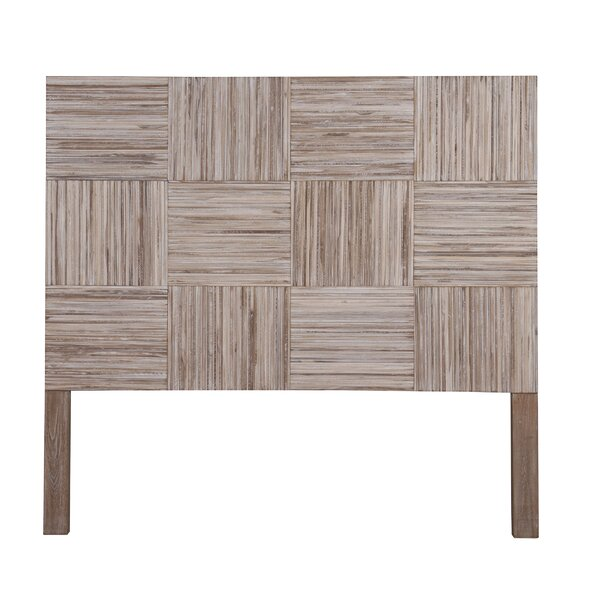 Alexandria Panel Headboard by Rosecliff Heights