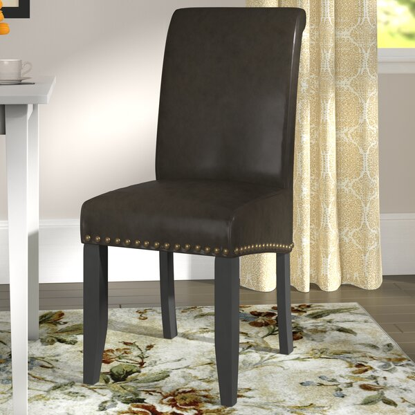 Chesterhill Upholstered Dining Chair by Red Barrel Studio
