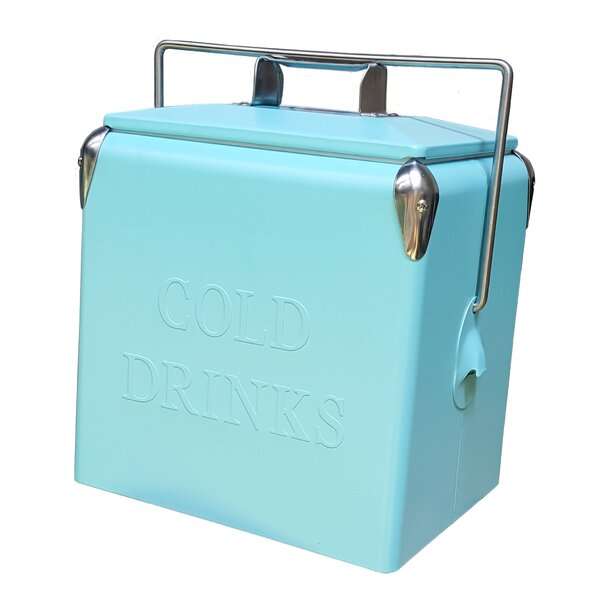 14 Qt. Portable Handheld Cooler by Permasteel