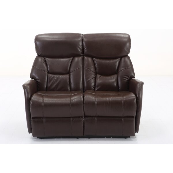 Grip Dual Reclining Loveseat by Red Barrel Studio