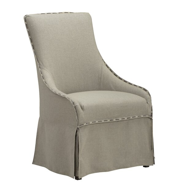 Christchurch Upholstered Dining Chair by Canora Grey