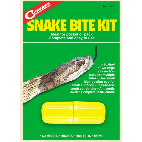 1 Oz Snake Bite Kit by Coghlans