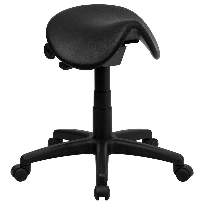 saddle office chair. default_name saddle office chair
