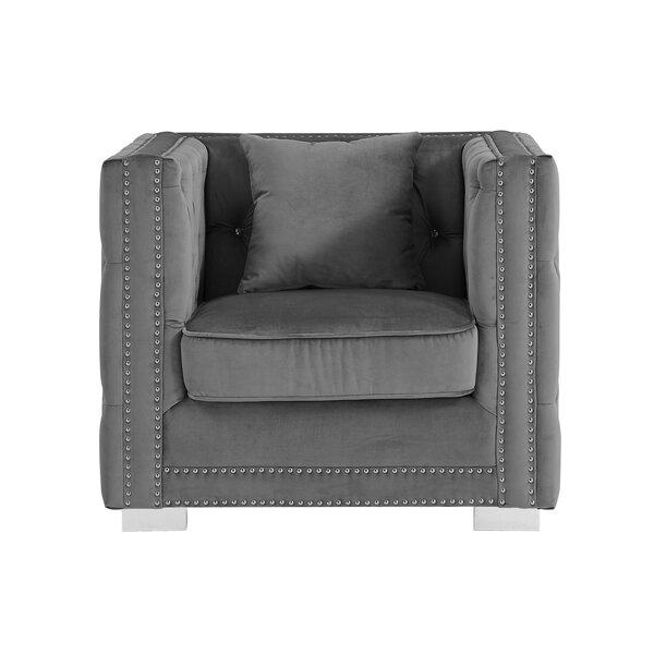Wingfeld 23-inch Armchair by Rosdorf Park Rosdorf Park