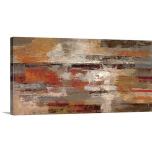 'Painted Desert' Painting Print on Canvas by George Oliver