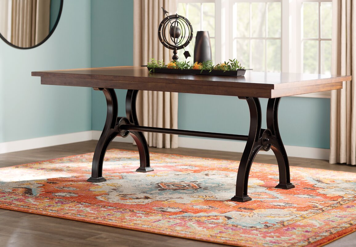 Trent Austin Design Brownwood 6 Piece Dining Table Set & Reviews ...