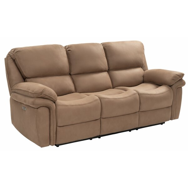 Thibault Power Reclining Sofa by Winston Porter
